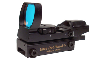 AAL PAN-AV MULTI RETICLE BLK