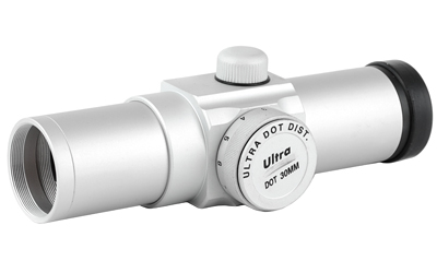 "AAL UD 30MM TUBE 4"" SILVER"