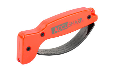 ACCUSHARP KNIFE SHARPENER ORANGE