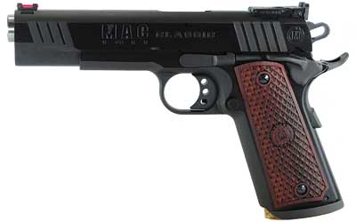 "AMER CLSC MAC1911 45ACP 5"" 8RD BL BE"