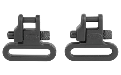 ALLEN SWIVELS BLK 1""