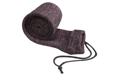 ALLEN KNIT GUN SOCK PURPLE