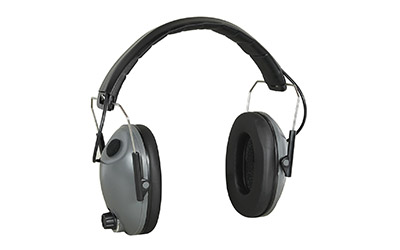 ALLEN ELECTRONIC EARMUFFS GREY