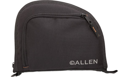 ALLEN AUTO-FIT HANDGUN CASE BLK