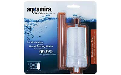 AQUAM CR-100 CAPULE FILTER