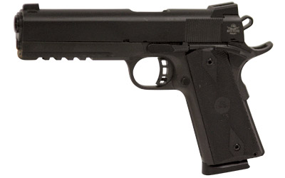 "ARMSCOR RI 2011 45ACP 8RD 5"" NS RAIL"