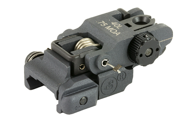 ARMS LOW PROFILE FLIP UP REAR SIGHT