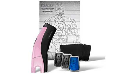 TASER C2 LED/LASER GOLD KIT PNK (2)