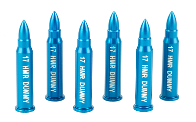 AZOOM SNAP CAPS 17 HMR 6/PK