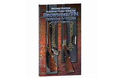 BLUE BOOK POCKET GUIDE BROWNING/FN