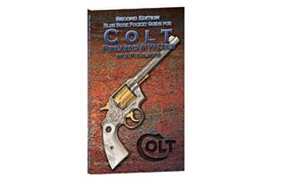 BLUE BOOK POCKET GUIDE COLT