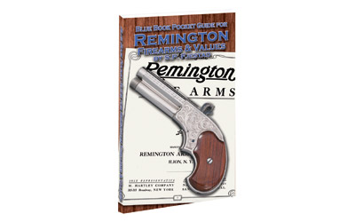 BLUE BOOK POCKET GUIDE REMINGTON