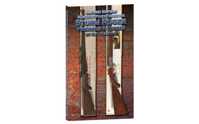 BLUE BOOK POCKET GUIDE STRUM RUGER