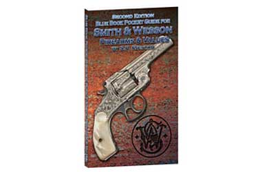 BLUE BOOK POCKET GUIDE S&W