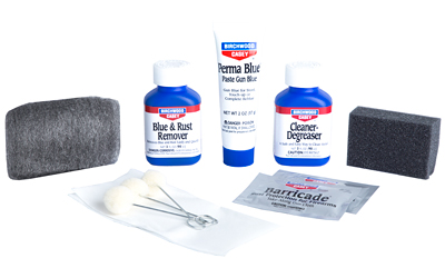 B/C PERMA BLUE PASTE GUN BLUE KIT