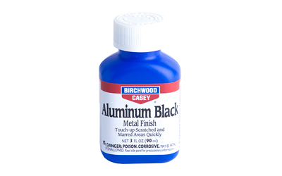B/C ALUMINUM BLACK TOUCH UP 3OZ