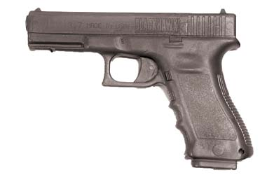 BH DEMONSTRATOR GUN FOR GLK 17 GRAY