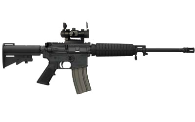 "BUSHMASTER C-15 223 16"" RED DOT 30RD"