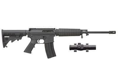 "BUSHMASTER CM-15 223 16"" RED DOT 30"