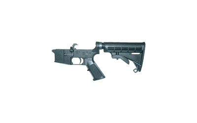 BUSHMASTER LOWER W/M4 6 POSITION STK