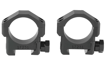 BADGER 30MM SCOPE RING STD ALLOY