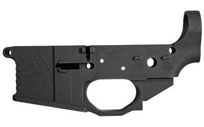 BLACK RAIN STRIPPED LOWER - MILLED