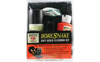 BORESNAKE SHOTGUN FIELD KIT 12GA