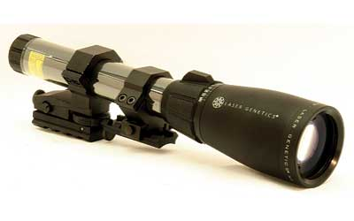 BSA LASER GENETICS DESGN 40MM MT GRN