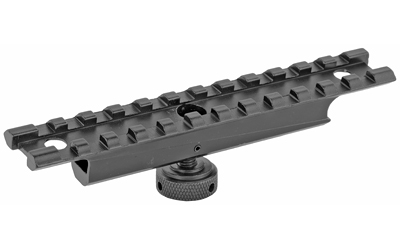 CAA AR15 CARRY HANDLE MNTD RAIL BLK