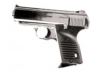 COBRA ENT FS380 380ACP CHROME BLK