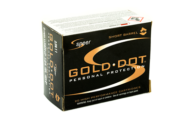 SPR GOLD DOT 9MM+P 124G HP SB 20/500