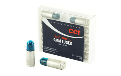 CCI 9MM SHOTSHELL 10/BX 200/CS