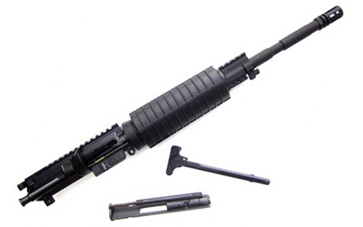 "CMMG UPPER 22LR 16"" FLAT TOP(NO MAG)"