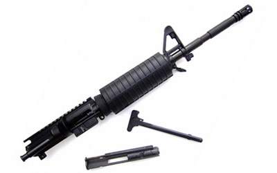 "CMMG UPPER 22LR 16"" M4 FLAT TOP(NO M"