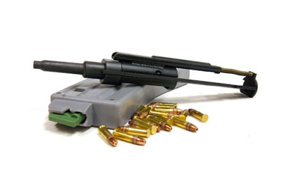CMMG ALPHA ARC 22LR CONVER KIT 10RD