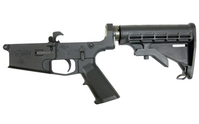 CMMG LOWER CMPLTE 308 6-POS BB (CALI