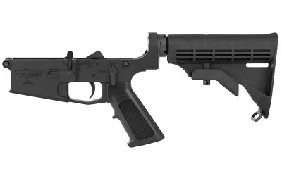 CMMG LOWER COMPLETE 308 W/6-POS STK