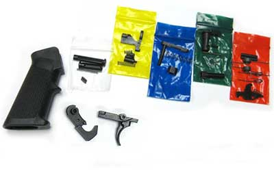 CMMG LWR REC PARTS KIT 308(B.BUTTON)