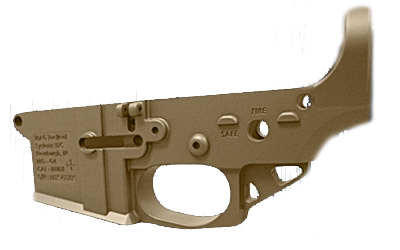 MAG TACT LOWER STRIPPED ULTRA LT FDE