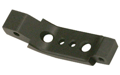 C15 TRIGGER GUARD 4-HOLE ALUM BLK
