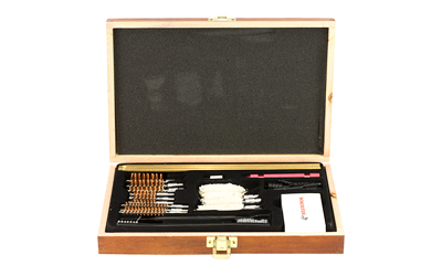 WIN UNIV CLNG KIT 30 PC WOOD CASE