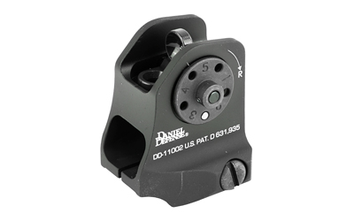 DD A1.5 FIXED REAR SIGHT