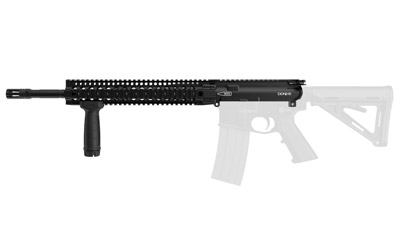 "DD M4 V5 UPPER 300BLK 16"" OMEGA X FT"