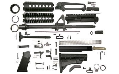 DPMS AP4 RIFLE KIT LESS LOWER REC