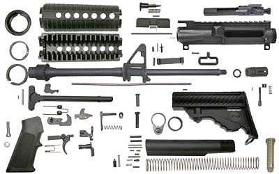 DPMS LITE 16 RIFLE KIT LESS LOWER