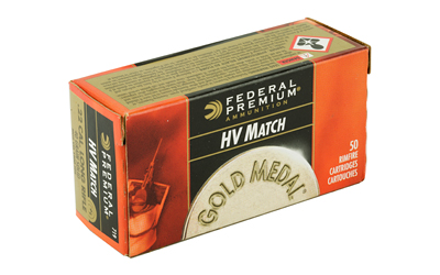 FED GOLD MDL 22LR 40GR SLD 50/5000