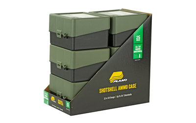 GUN GUARD SG AMMO CS 12-16G 25EA 6PK