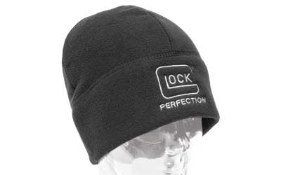 GLOCK OEM FLEECE BEANIE BLACK