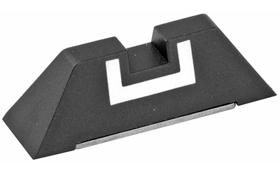 GLOCK OEM FXD REAR SIGHT 7.3MM POLY