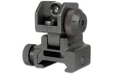 GMG REAR FLIP-UP SIGHT